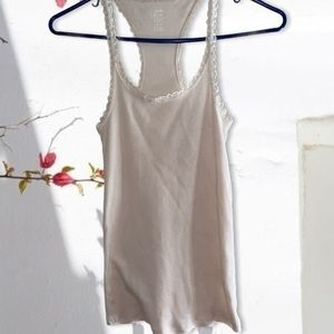 Aerie ribbed tank top